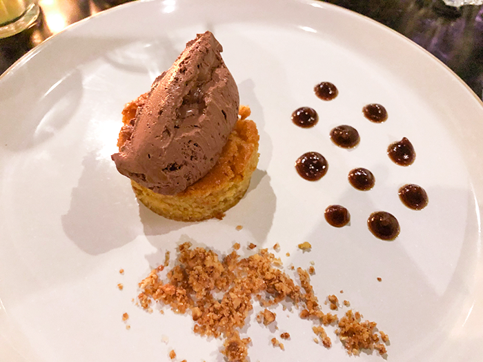 vegan restaurant bonboon chocolademousse