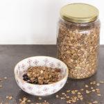 Vegan Granola Recept